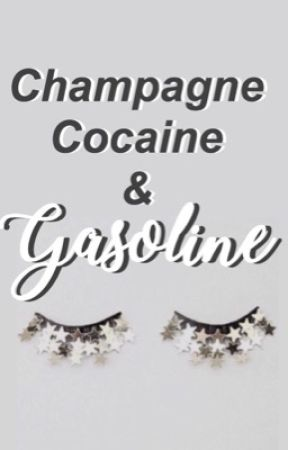 Champagne, Cocaine & Gasoline by Lutalicaa