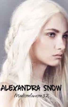 Alexandra Snow by MadisonLawson32