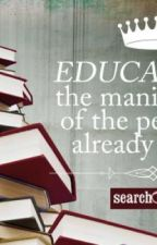 Education is for all by taf0005