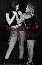 The Vampire  and the Girl ( Alren ) by LapisAkaBobLazuli