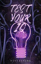 Test Your IQ  by vivielvirasaputri