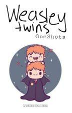 Weasley twins - OneShots by xcallmeax