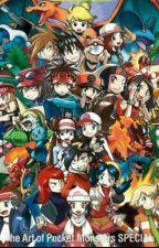 pokemon adventures: Unas vacaciones no hacen mal by Lechuza04