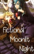 「Fictional Moonlit Night」 by Sekka0410