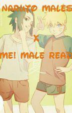 Naruto Males x Seme! Male Reader  by allison_hatake13