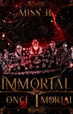 Immortal | On Going by _Miss_B_