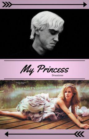 My princess |Dramione| by Dramione_Stories_