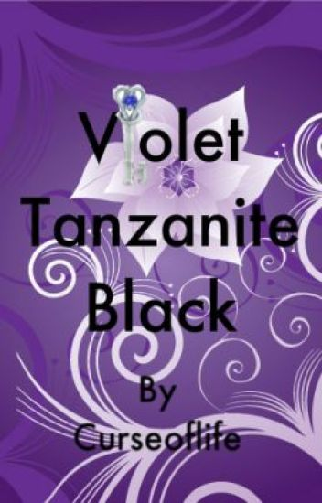Violet Tanzanite Black - The Project
