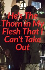 He's The Thorn in My Flesh That I Can't Take Out (ColdFlash One-Shots) by Crazy_Comet_97