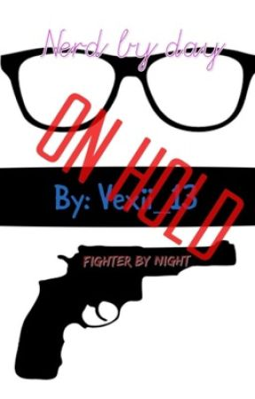 Nerd by day, fighter by night by Vexii_13