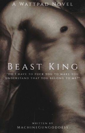 Beast King by MachineGunGoddess