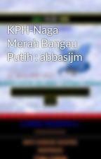 KPH-Naga Merah Bangau Putih : abbasijm by Abbasijm