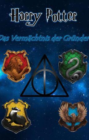 Harry Potter Das Vermächtnis Der Gründer Jahr 5 Die Hexe Aus