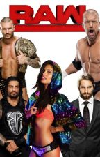 Raw : un empire à reconquérir [WWE] by drayemma11