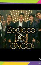 Zodiaco  de CNCO 🐼🐼👑🍟🐵 by delfinabastonlis