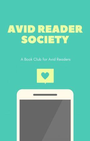 Avid Reader Book Club by AvidReaderSociety