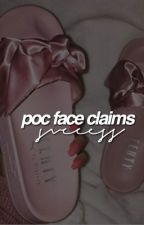 poc face claims ! by svccess