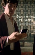Johnlock Texting by ScotlandYardinmyhead