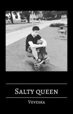 Salty queen?! [CZ FF Baxtrix] by Veveska_FF