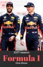 One Shots - Formula 1  - 2017 season by lovestorieswriter