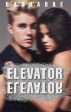 Elevator- Jelena by _dreameuse