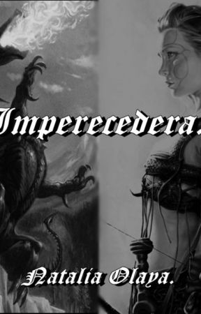 Imperecedera. by NataliaOlayaGil