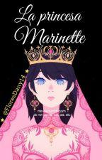 La princesa Marinette by FloresDany14