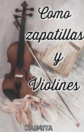 Como Zapatillas y Violines. by daimita