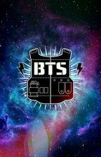BTS by Min_Yoongis_hoe