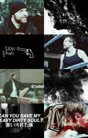 Dean Ambrose Gifs by FearlessEmpire98
