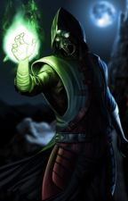 The son of Ermac by LoganDragon