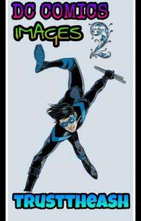 DC COMICS IMAGES 2  by trusttheash