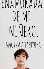 BTS-ME ENAMORE DE MI NIÑERO (TAEHYUNG) *MODIFICANDO* by gabykawaiiLOLIS