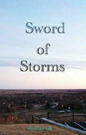 Sword of Storms: A New Beginning by RaeAtkins