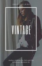 Vintage // Clexa AU by emisonclexa
