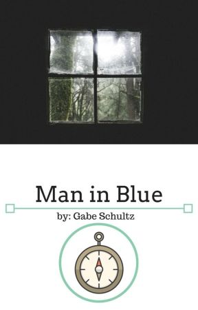 Man in Blue by gabeschultz