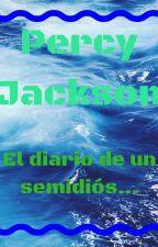 Percy Jackson, El diario de un semidiós... by 14Percabeth14