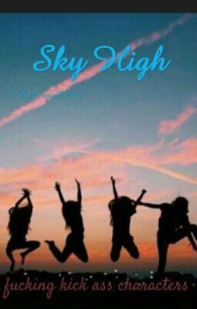 Sky High by ariquitarose