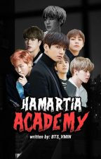 Hamartia Academy by BTS_VMIN