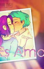 Es Amor -BxB- Fnafhs by ArianLoveU