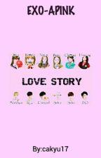 Love Story ( Exo-Apink ) by cakyu17