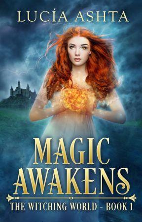 Magic Awakens by luciaashta