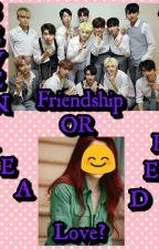 Friendship Or Love? (Seventeen X Reader) by HoneydewCarrotMin