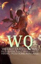 WQ 7th December by WeeklyQuestionMag