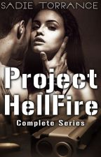 A.W.A.L (Book One_Project Hellfire Series) by bearmama256