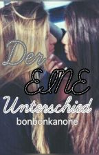 Der EINE Unterschied (girlxgirl) by bonbonkanone
