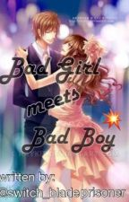 Bad Girl meets Bad Boy 💥 by switch_bladeprisoner