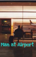 Man at Airport by ElleaStarla