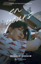 yours • jeon wonwoo by meringyu