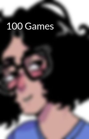 100 Games by catticoon
